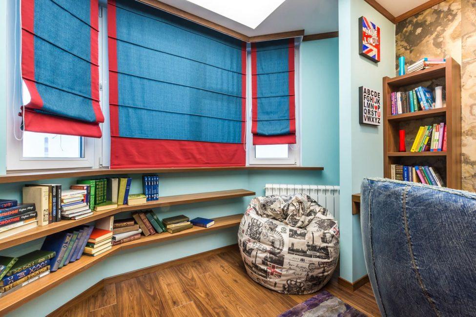 Кардинальные изменения в детской комнате