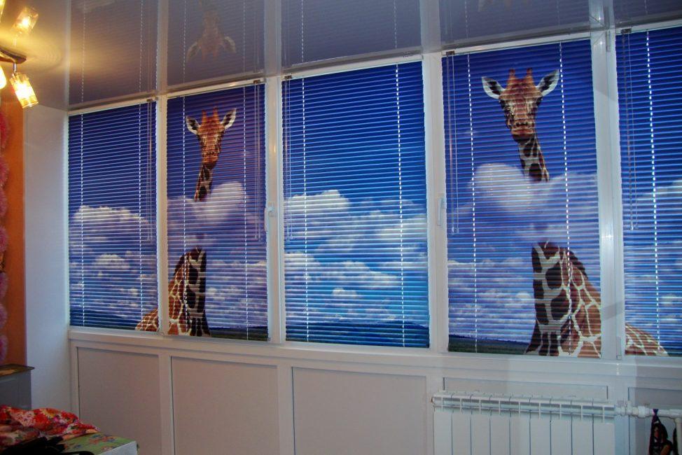 Стильная защита на окна