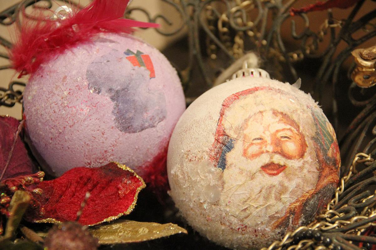 перенесение фото на новогодние шары своими руками были одними первых