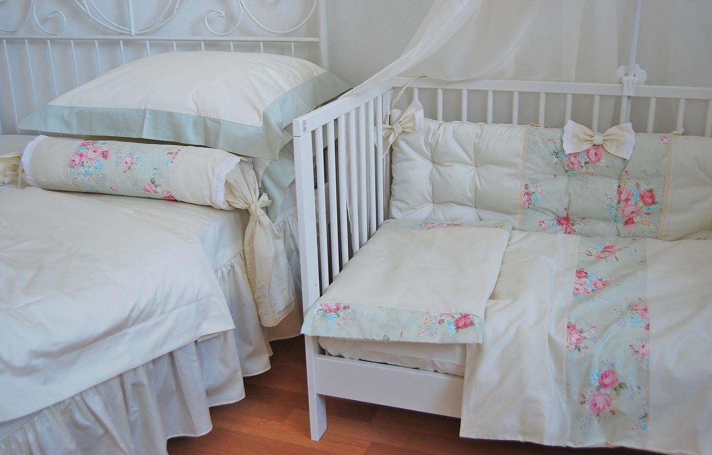 Постельное белье в кроватку сшить 88