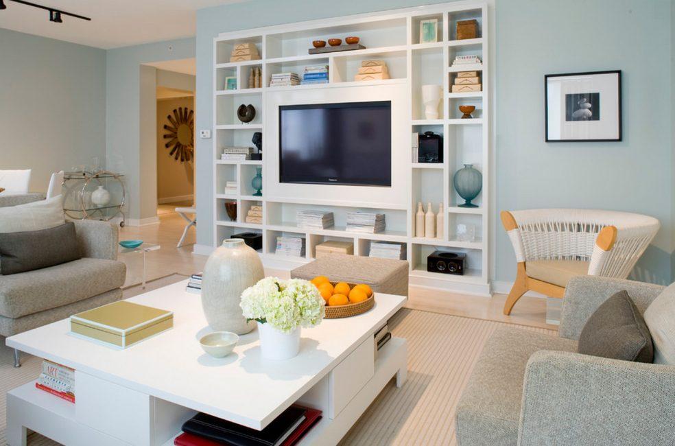 Сделав мебель на заказ можно не ограничивать себя в фантазии