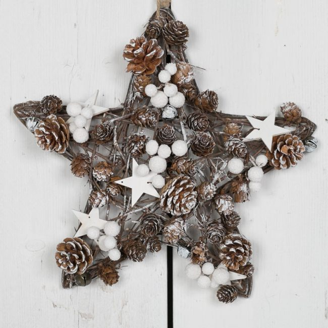Звезда всегда была и остаётся символом Нового года