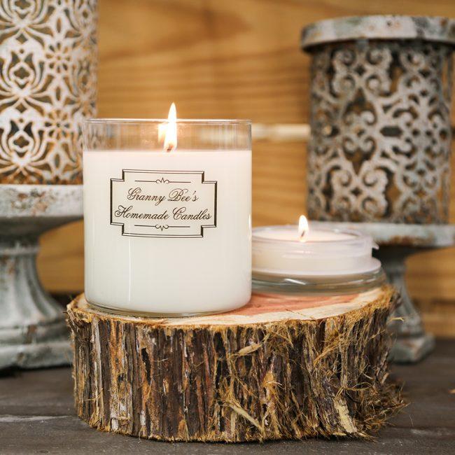 В средневековые времена торговля свечами была жизненно важна для королевств и деревень