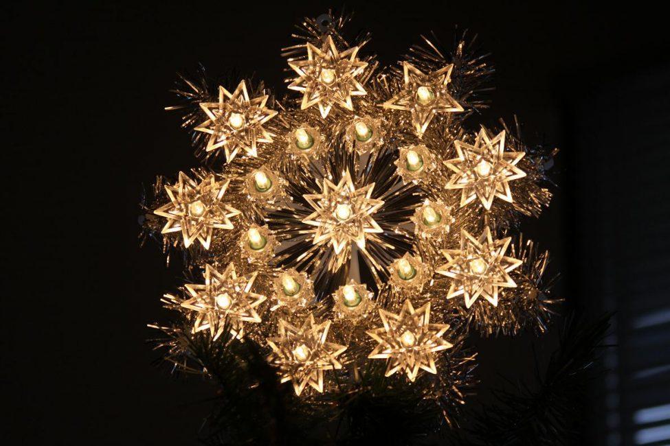 Вифлеемская звезда - символ Рождества