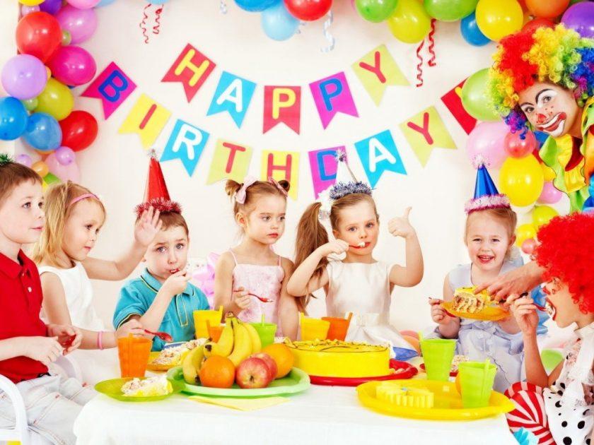 Как изготовить своими руками декор на День рождения ребенка
