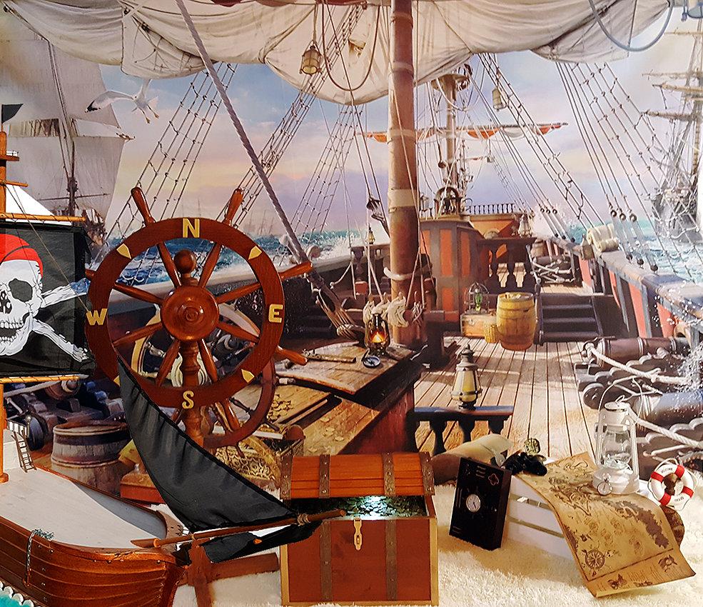 декорации корабля картинки есть