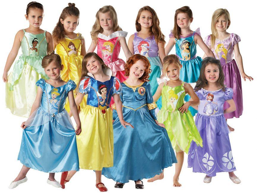 Карнавал на детском празднике