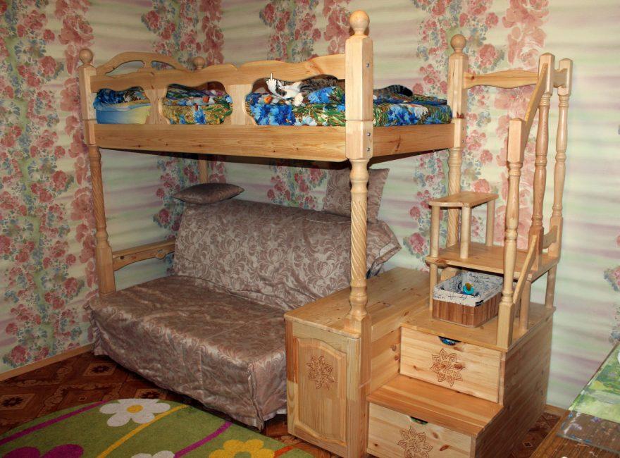 Красота и практичность мебели