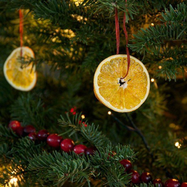 Апельсин для быстрого съедения