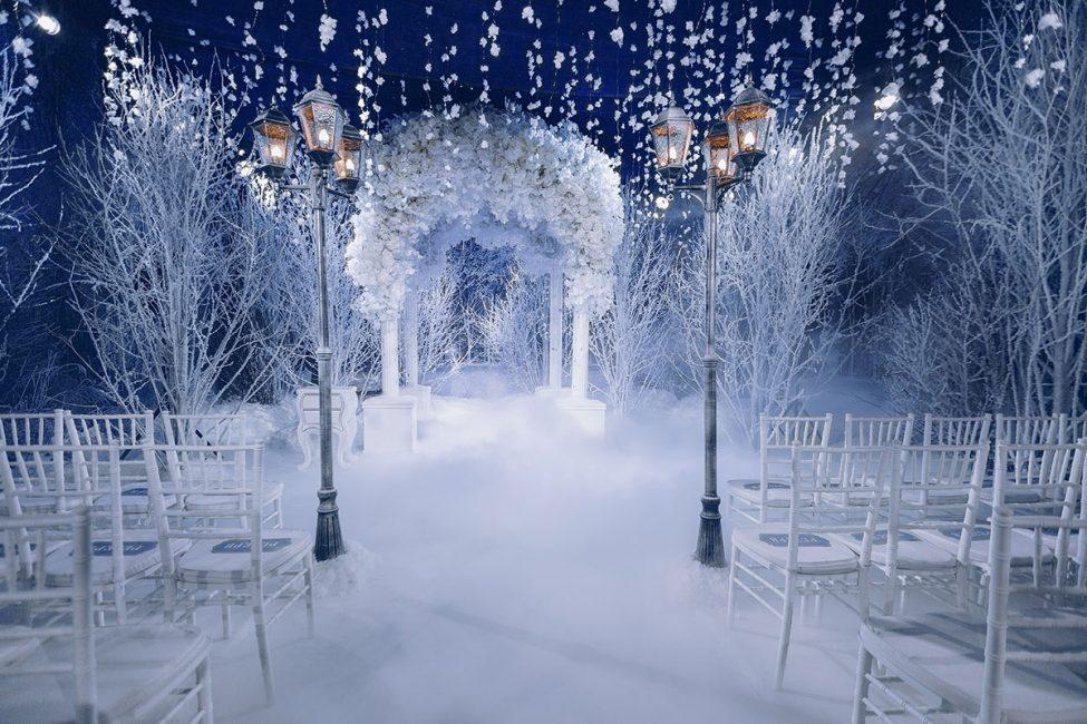 Зимняя сказка в любое время года