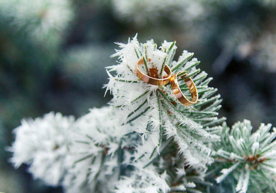 Уютная атмосфера даже зимой