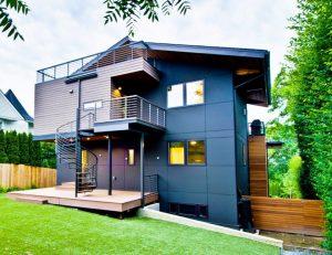 Фасадные материалы для наружной отделки дома. ТОП-6 видов облицовки с невероятным результатом + 225 ФОТО