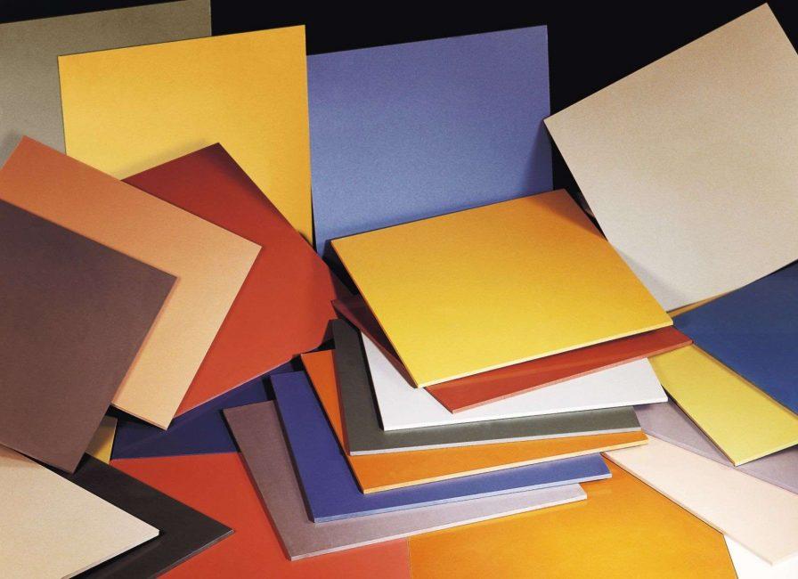 Яркие цвета керамогранитной плитки