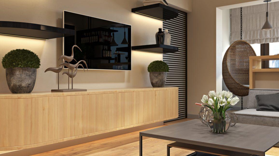 Дизайнерские хитрости при планировке квартиры