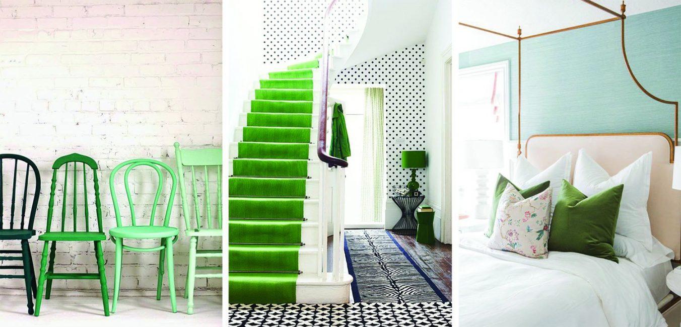 Greenery - трендовый цвет этого года