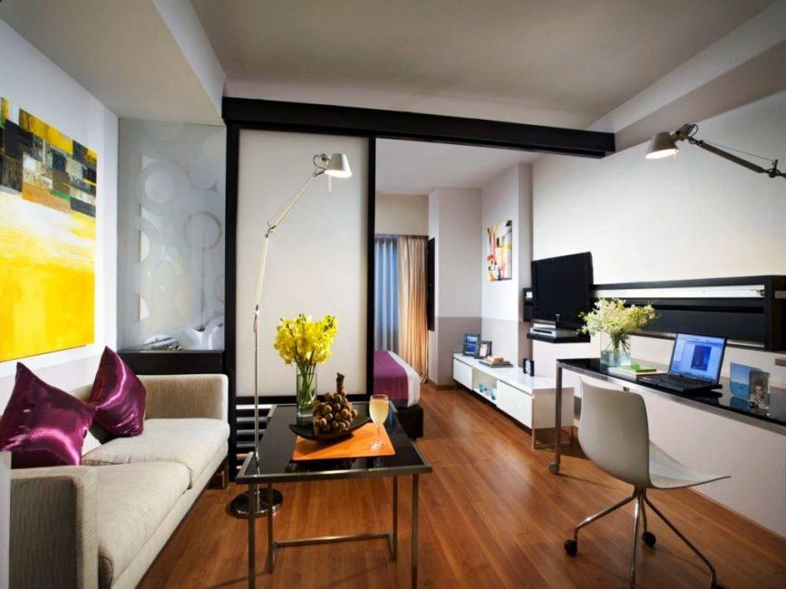 Выбирайте малогабаритную мебель