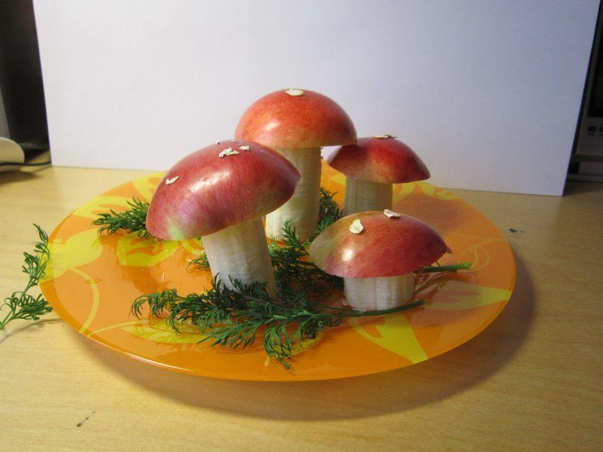 Съедобные и полезные грибочки