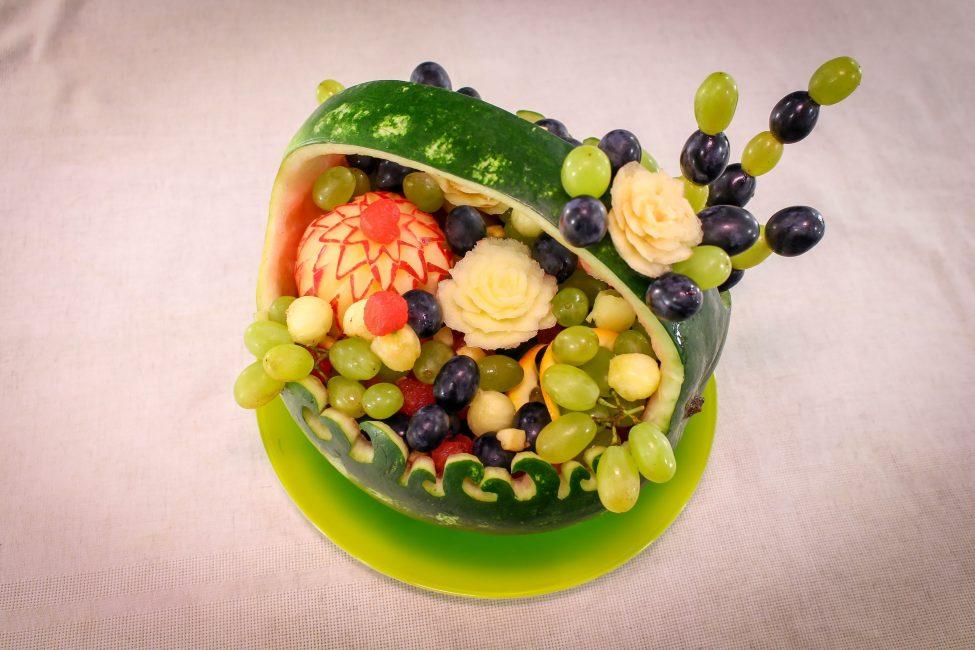 Больше фруктов - больше витаминов