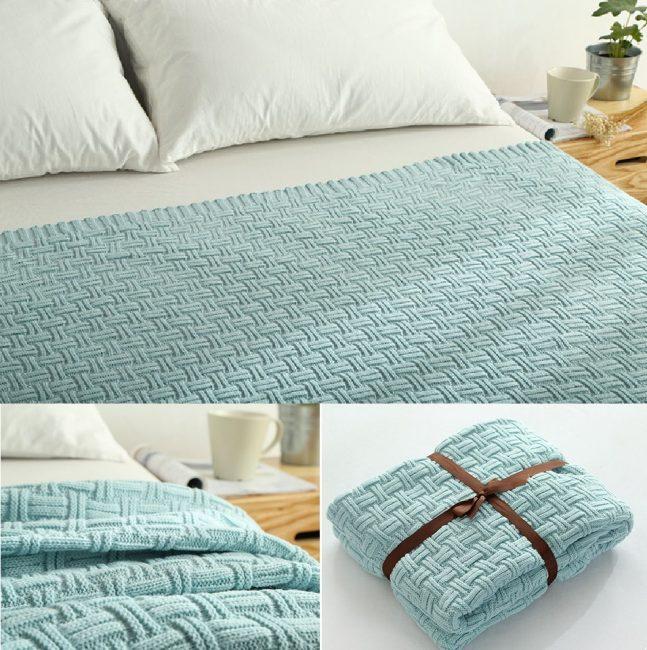 Размер и состав ткани покрывала имеет значение
