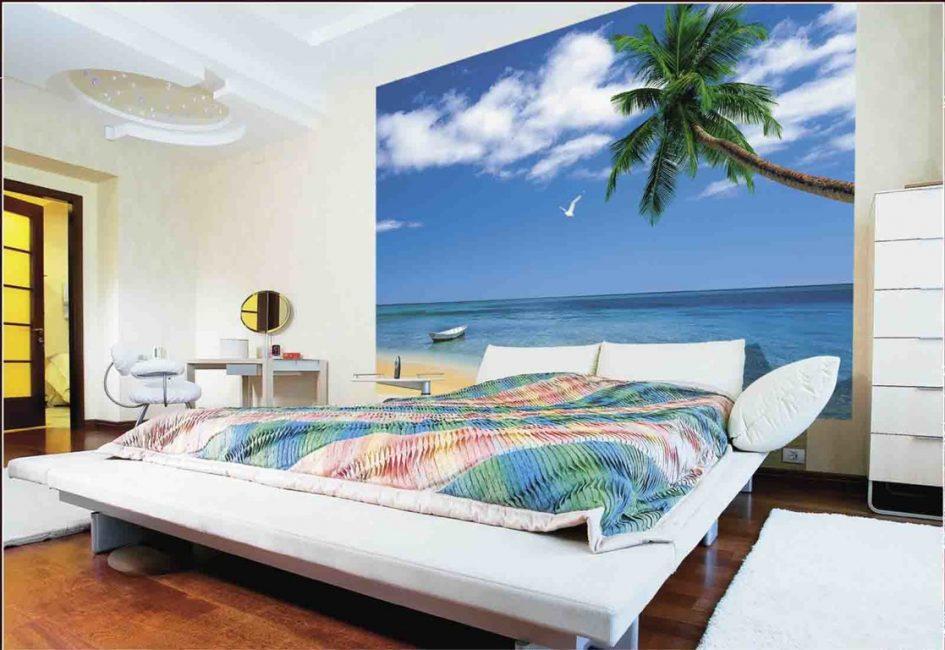 Покрывало - завершающий штрих в спальне