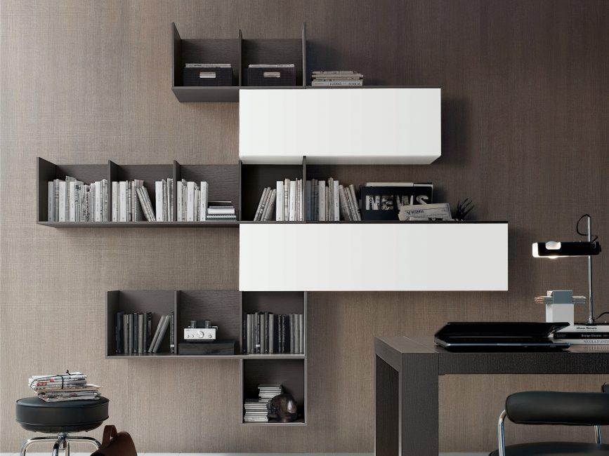 Мебель хай-тек для гостиной