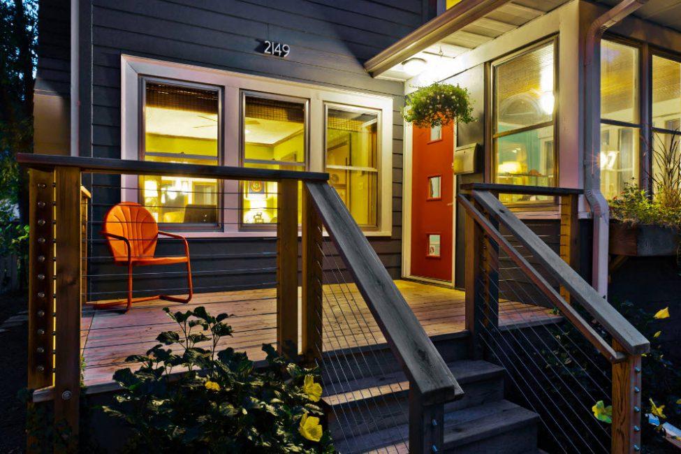 Сооружение не затратное и при этом добавит уюта вашему дому