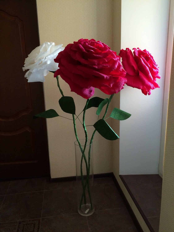 Ростовая роза своими руками 985