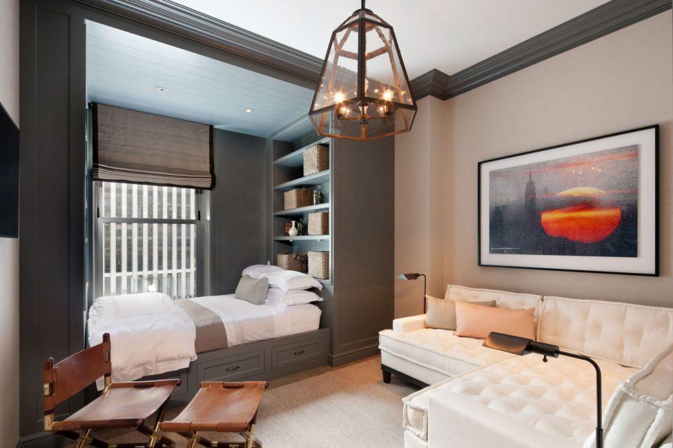 Компактная и нужная мебель для маленькой квартиры