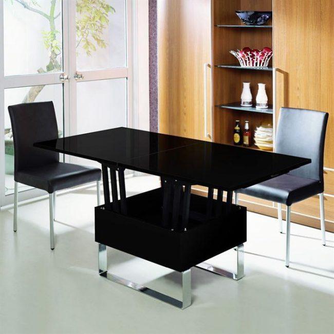 Мобильная и функциональная мебель