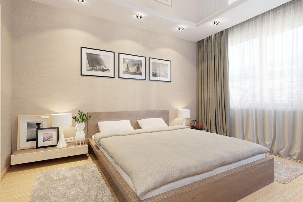 Спальня должна отражать личность владельца