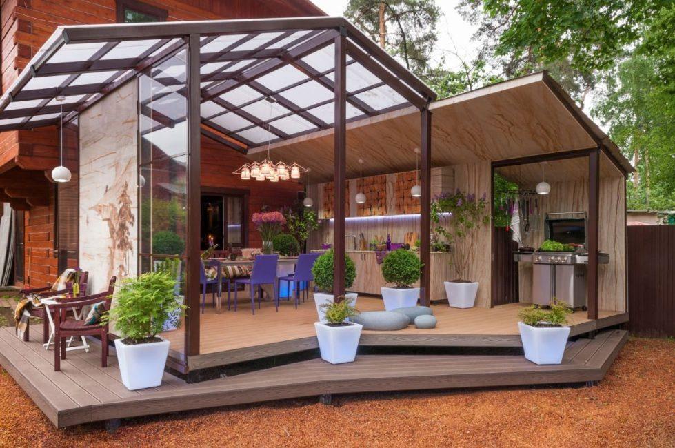 Растения – это беспроигрышная идея для загородных участков