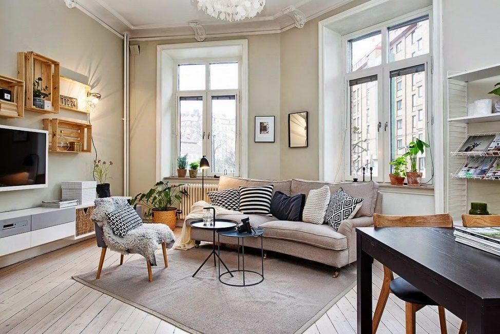 Подобные квартиры набирают все больше популярности