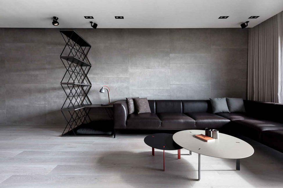 Удачное сочетание изысканной элегантности, изящества и простоты дизайнерских решений