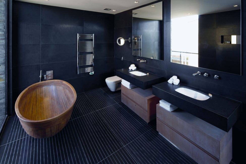 Вариант для ванной комнаты