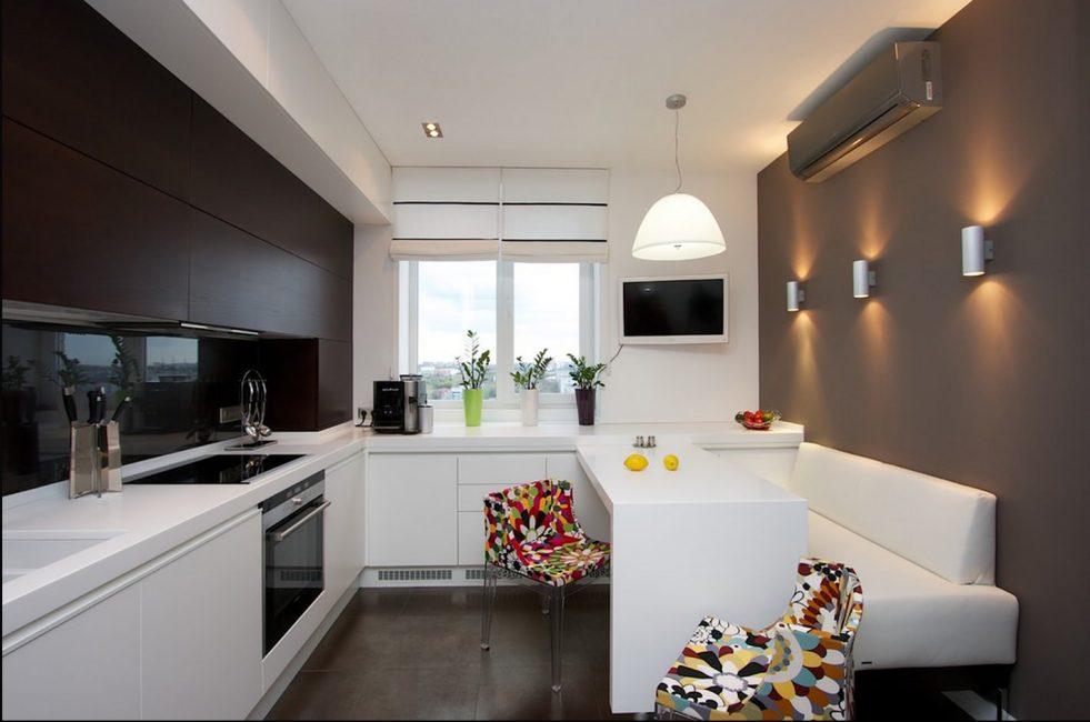 маленький диван на кухню 200 фото как поставить
