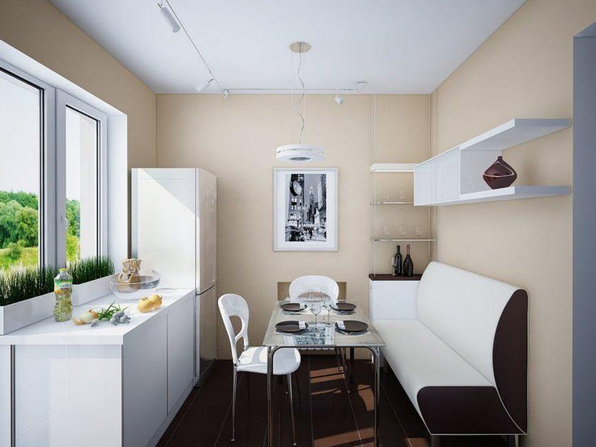Практичные эргономичные варианты диванов пойдут на пользу интерьерному оформлению