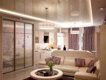 Однокомнатная квартира 40м2