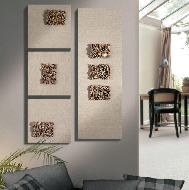 Панно на стену – это возможность создать индивидуальный интерьер