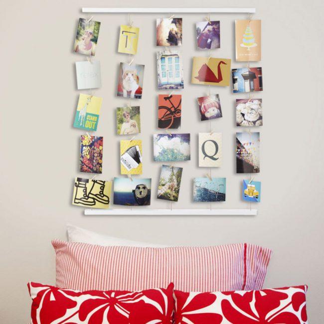 Использование фотографий для оформления квартир используется уже давно
