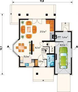 Проектов домов из Пеноблоков (175+ Фото) Как быстро построить мечту?