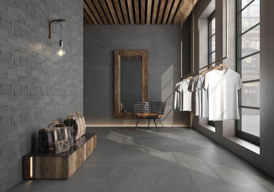 Основное правило – гармоничное введение цветовых дополнений в различные оттенки серого