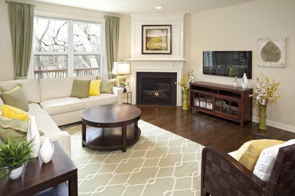 Камин – деталь, добавляющая уют и красоту дому или квартире