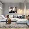 Красивые угловые Гостиные - 215+Фото Лучших решений Экономии места (шкаф, камин, диван)