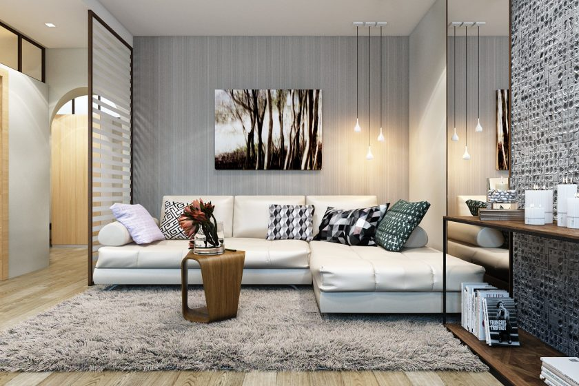 Красивые угловые Гостиные - 215+ Фото Лучших решений Экономии места (шкаф, камин, диван)