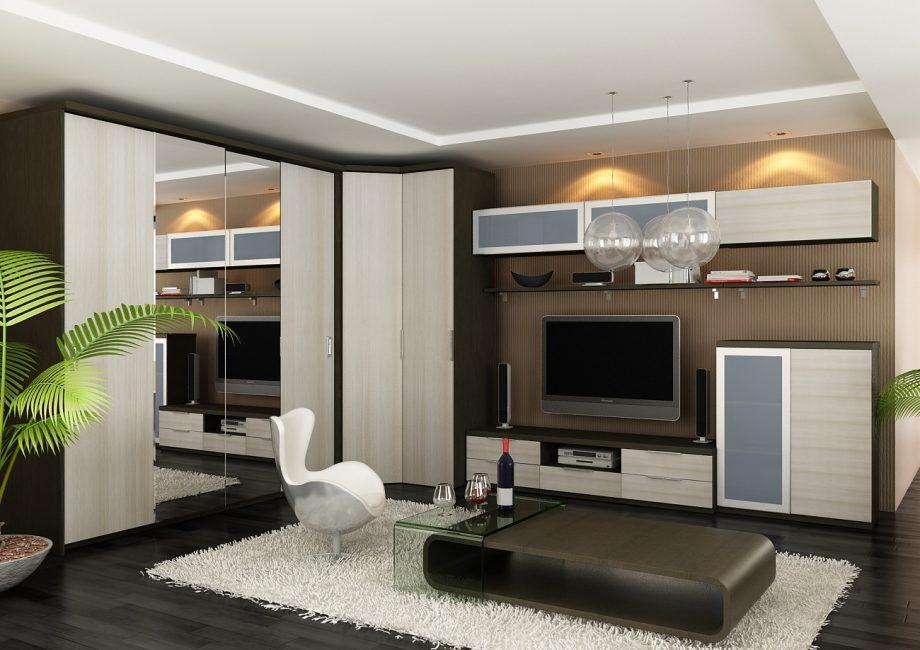 Гостиная - это место, где собираются гости и члены семьи, она должна быть максимально уютной