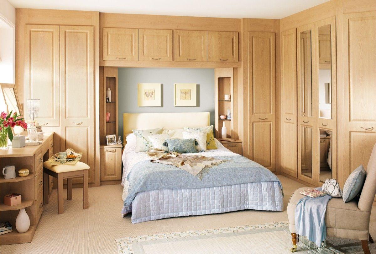 Шкаф в спальне своими руками 12