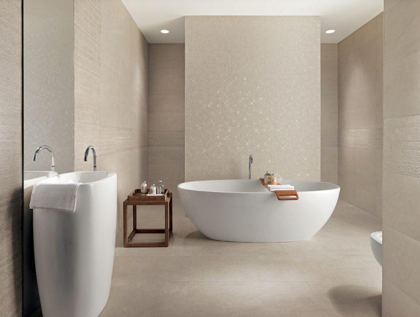 Ванная может стать настоящим произведением искусства