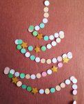 Фейерверк идей: Как можно сделать длинную и красивую Гирлянду из бумаги на Новый год? 100+ легких поэтапных Фото своими руками