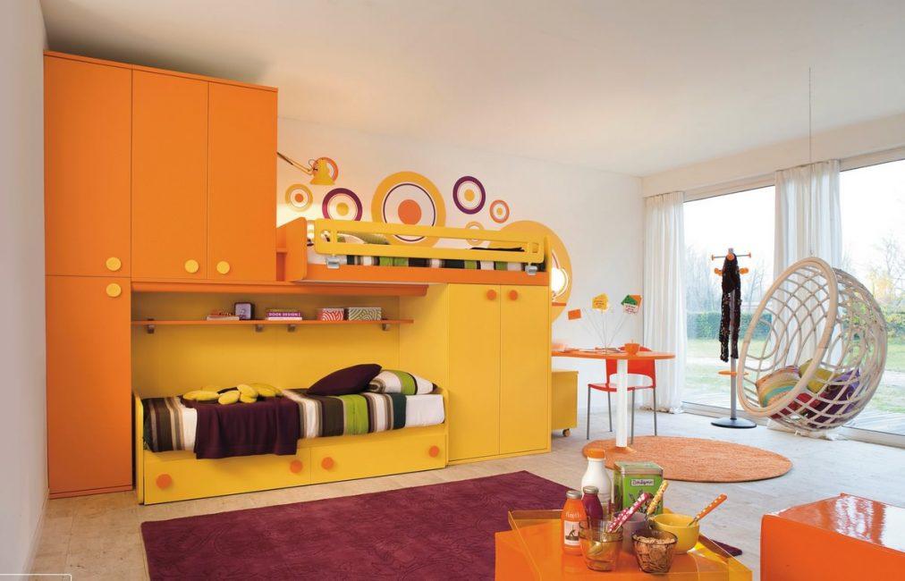 Комфортный цвет для уюта