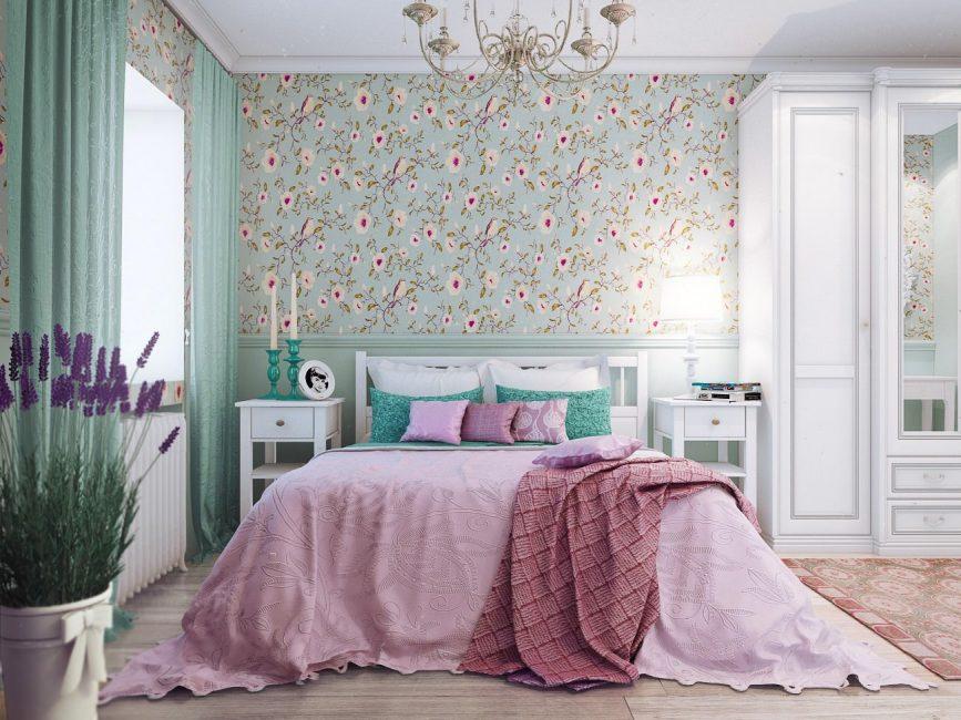 Экологичный и комфортный стиль для Вашей спальни